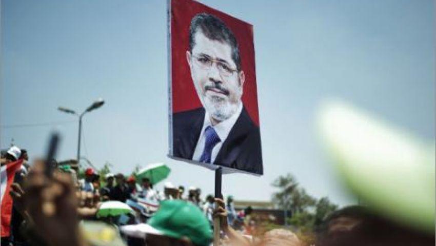 وقفة احتجاجية بالأردن للتنديد بعزل مرسي
