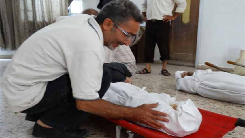 و. بوست: جيران الأسد خائفون من أسلحته البيولوجية