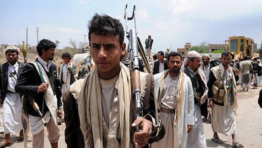 تراجع الحوثيين في معارك مأرب
