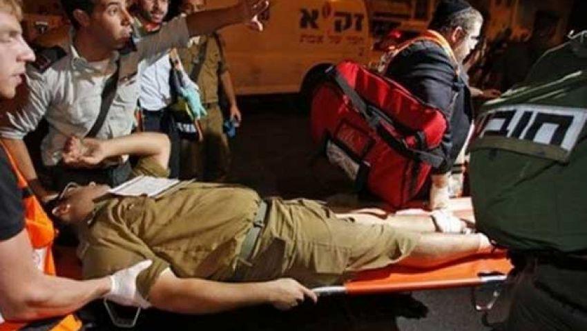 جندي إسرائيلي يطلق النار على قدمه