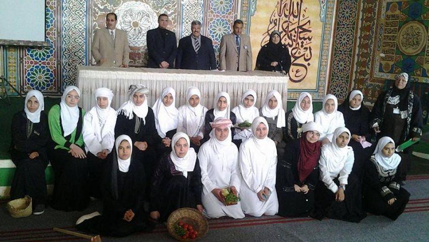 بالصور| مبادرة تبادل نقل الخبرات بإدارة تعليم شمال سيناء