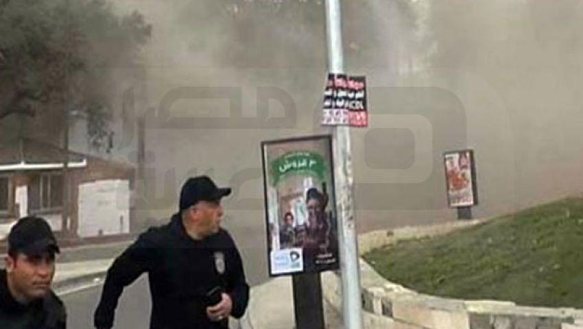 مقتل عميد بانفجار هندسة القاهرة وإصابة نائب مدير الأمن