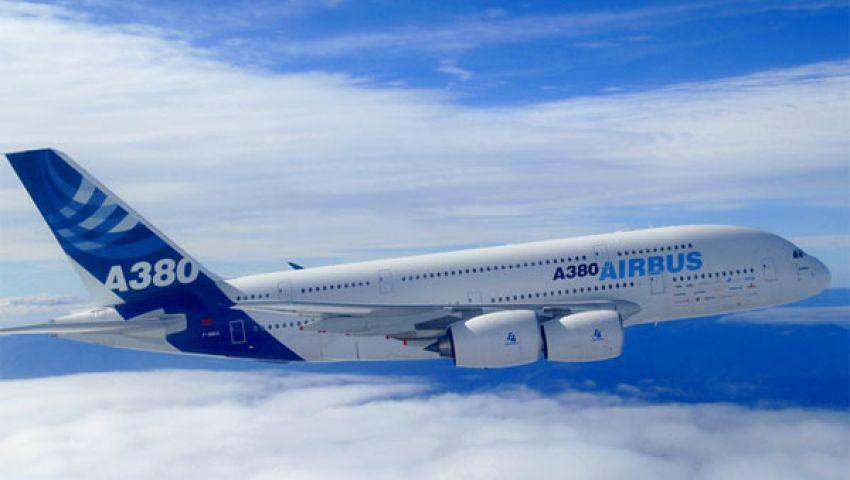 500 طلب على شراء طائرات إيرباص