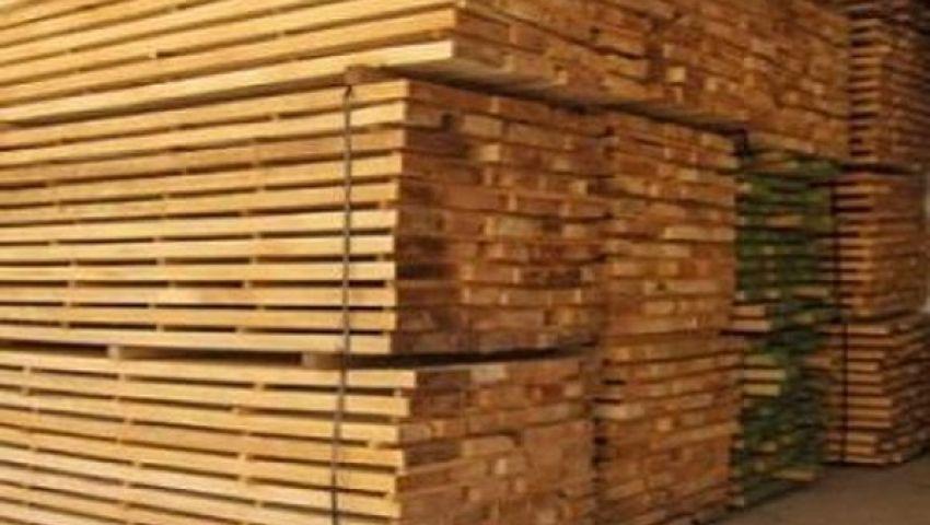 وصول خشب روسى إلى ميناء الإسكندرية
