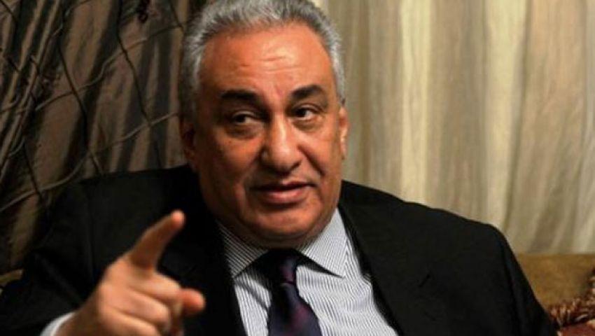 عاشور يحدد أسماء الهيئة المنتدبة للدفاع عن مرسي