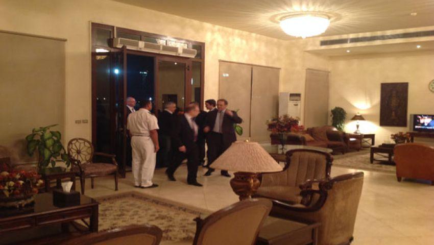 مبعوث خاص لـ بوتين يصل القاهرة