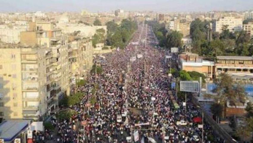 جبهة الإنقاذ تدعو لأداء صلاة الجمعة بـالاتحادية