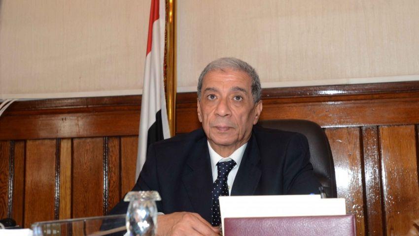 تكليف المستشار مصطفى خاطر برئاسة مكتب مكافحة الفساد
