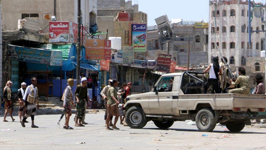 20 قتيلاً في تعز عشية بدء وقف إطلاق النار