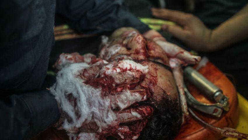 احتجاجات تركية على المجازر المرتكبة في مصر
