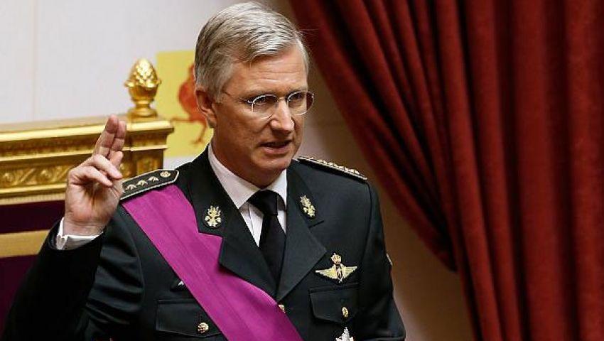 الحكومة البلجيكية تقدم استقالتها لملك بلجيكا الجديد