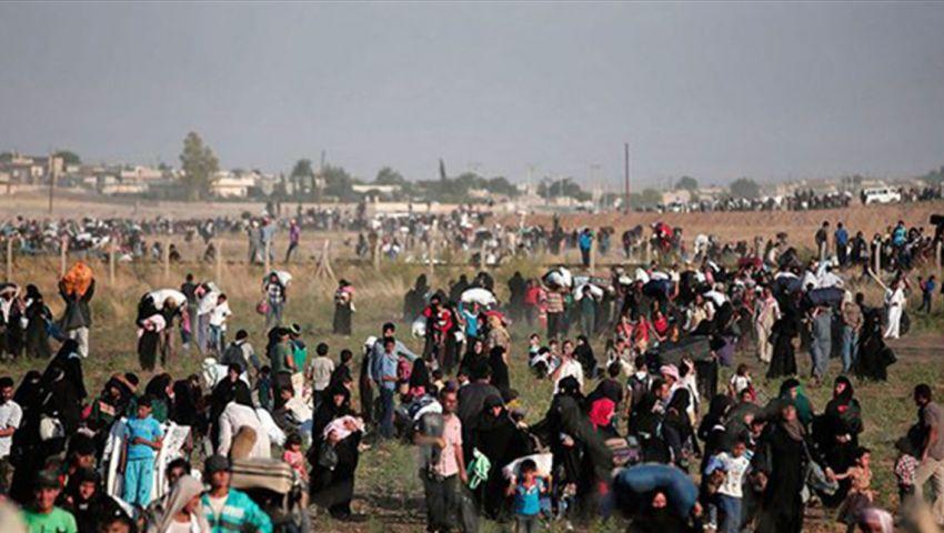 الأمم المتحدة: 142 ألف نازح شمال غربي سوريا خلال 4 أيام