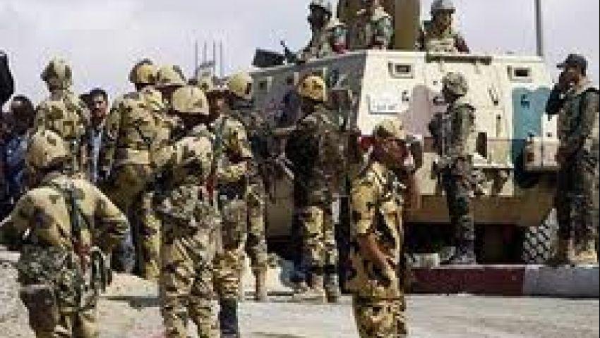 الجيش الثاني يستعد لـ نسر2 في سيناء