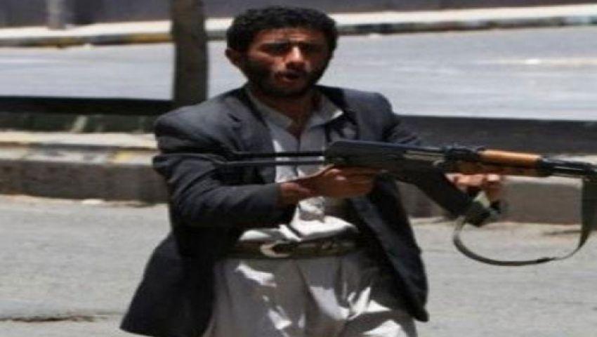 إطلاق نار على مسؤول أمني وسط اليمن