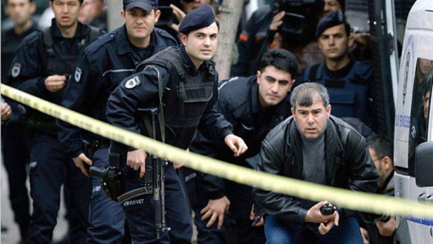تركيا تعتقل 14 شخصًا على خلفية احتجاجات جيزي