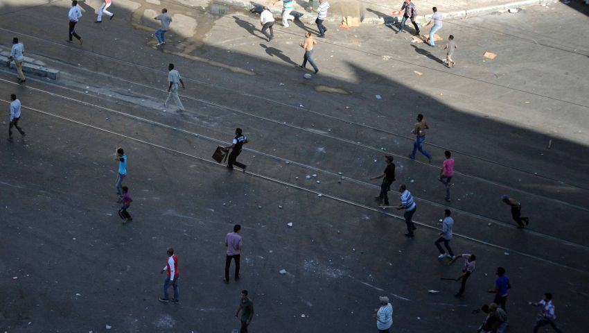 القبض على 55 من أنصار مرسي بالإسكندرية