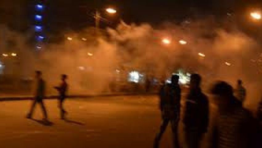اشتباكات بمسقط رأس القرضاوي بين مؤيدي ومعارضي مرسى