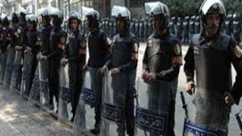 حملة مداهمات لمنازل قيادات الإخوان ببني سويف