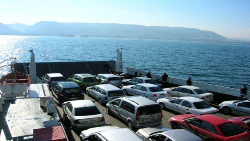 إيفرا تحمل 400 سيارة إلى ميناء الإسكندرية
