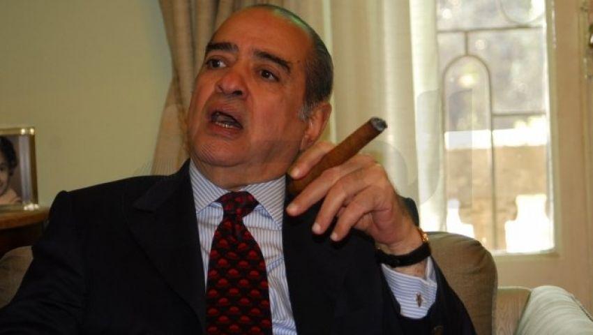 «الديب»: مبارك في حالة معنوية جيدة