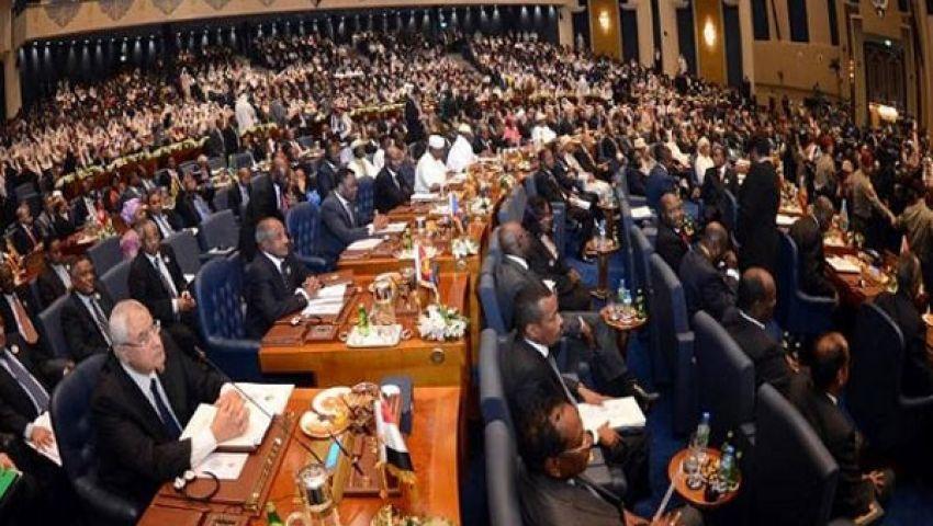 العلاقات العربية الأفريقية.. محلك سر