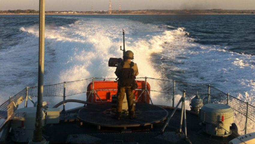 قائد إسرائيلي للبحرية المصرية: نشكركم لحسن تعاونكم