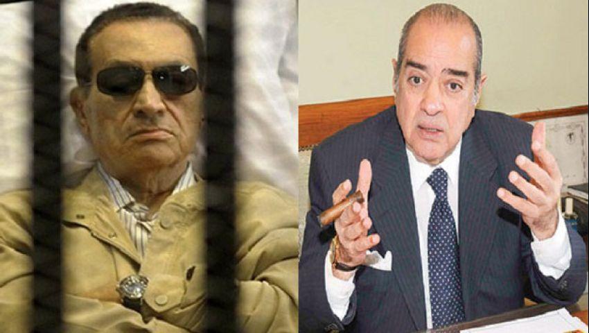 الديب ينفي حوار مبارك: كذب في كذب في هبل