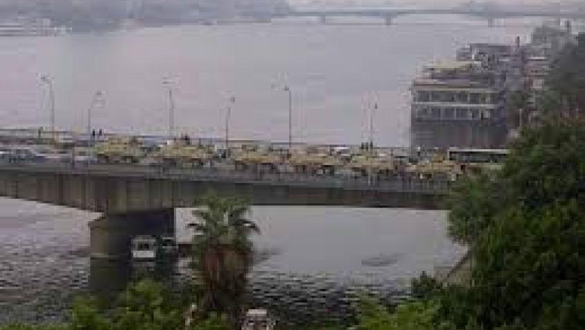 مدرعات القوات المسلحة تصل كوبري 6 أكتوبر