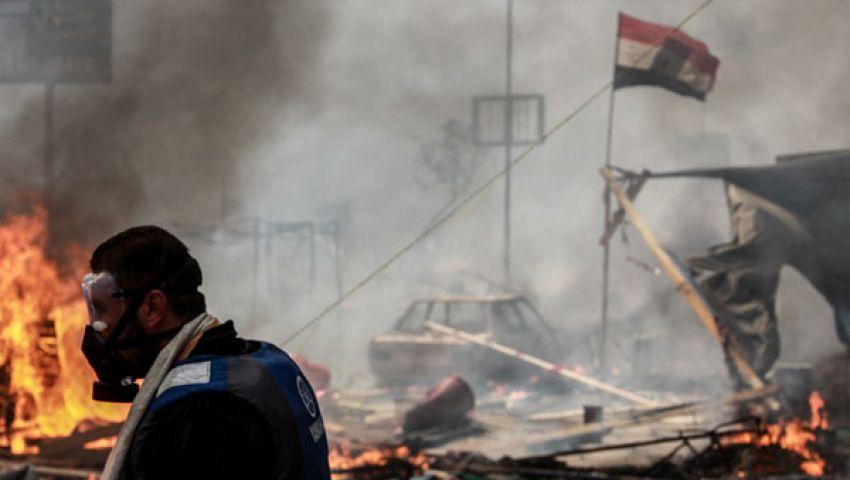 تحالف مرسي يدعو للتظاهر الأحد تحت شعار كلنا رابعة