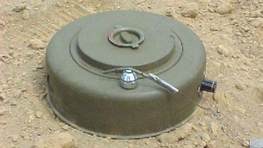 عبوة ناسفة تستهدف ناقلة مدرعات شمال سيناء