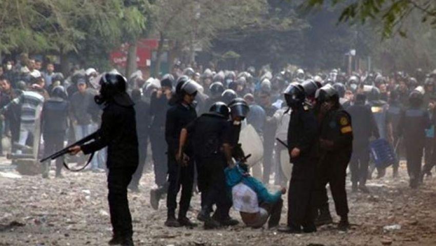 6 إبريل الأقصر: بيان الداخلية حول محمد محمود وقاحة
