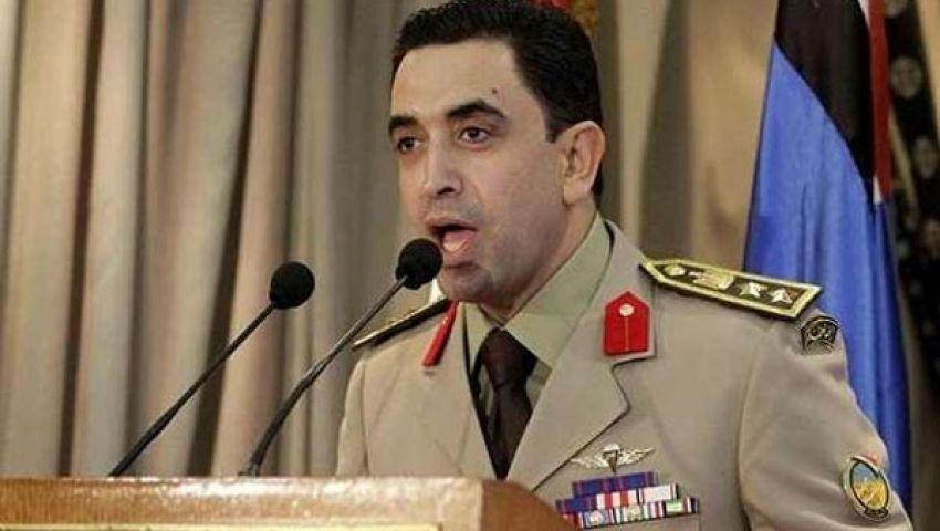 القوات المسلحة تنفي وجود بوارج أمريكية قرب مصر