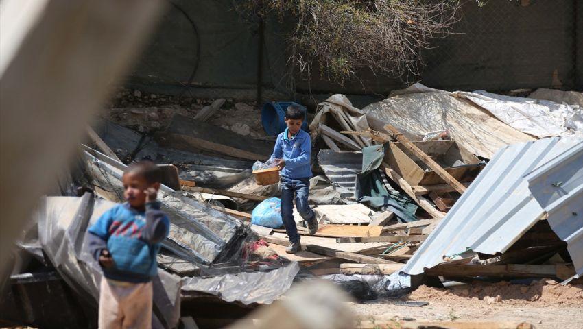 الأمم المتحدة: 513 عملية هدم في القدس والضفة