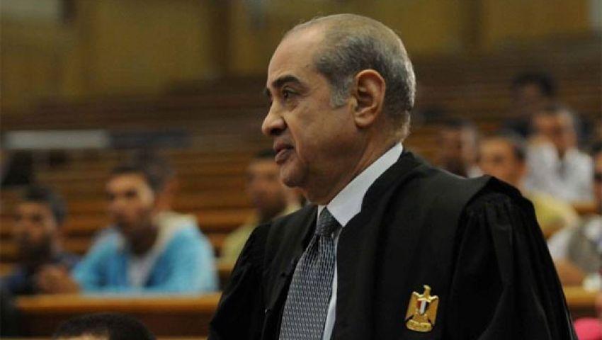 الديب: لم أسمع ولم أقرأ حوار مبارك