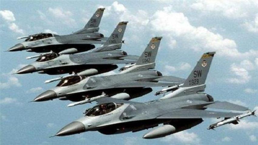 أمريكا تسلم مصر 8 طائرات F-16 اليوم وغداً