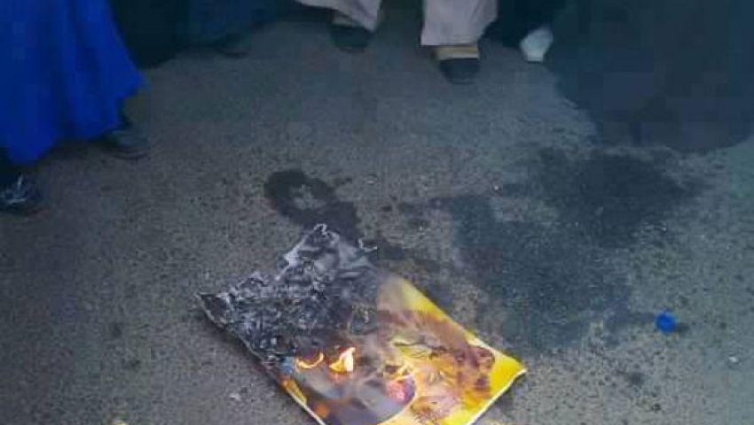 بالصور.. الجامعات تشتعل تأييدًا لمرسي