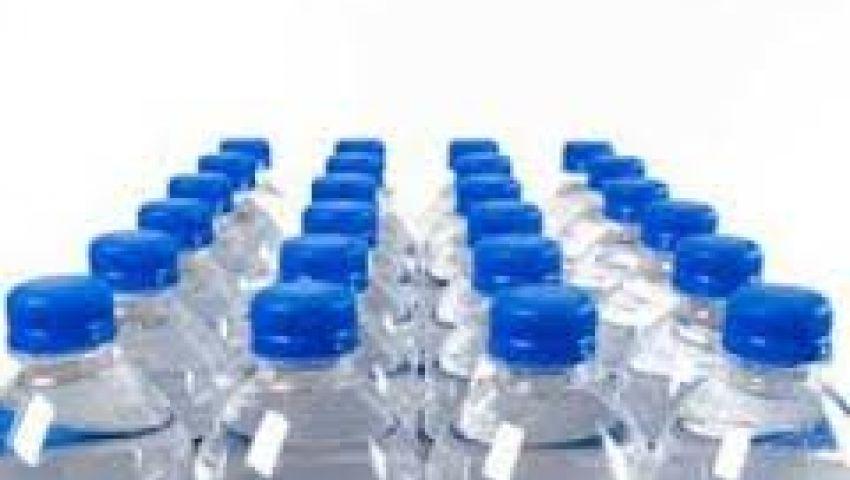 ضبط 3287 زجاجة مياه بمصنع غير مرخص بطنطا