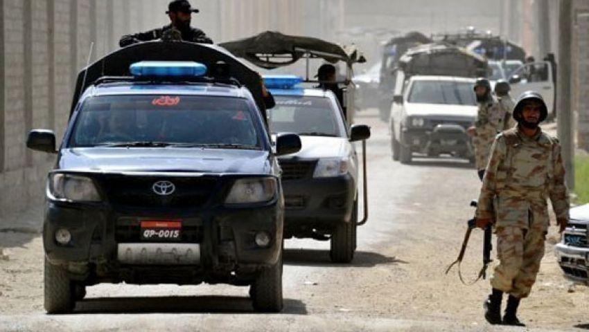 مقتل 7 جنود وجرح 7 آخرين بهجوم في جنوب غرب باكستان