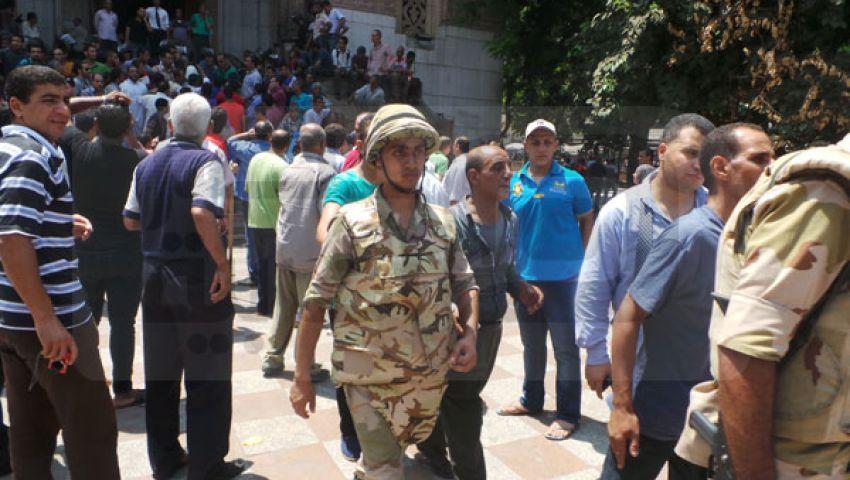 الجيش غدر بمعتصمي الفتح بعد الاتفاق على تأمينهم
