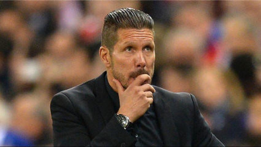 أتليتكو مدريد يسعى لتدعيم صفوفه قبل الموسم الجديد