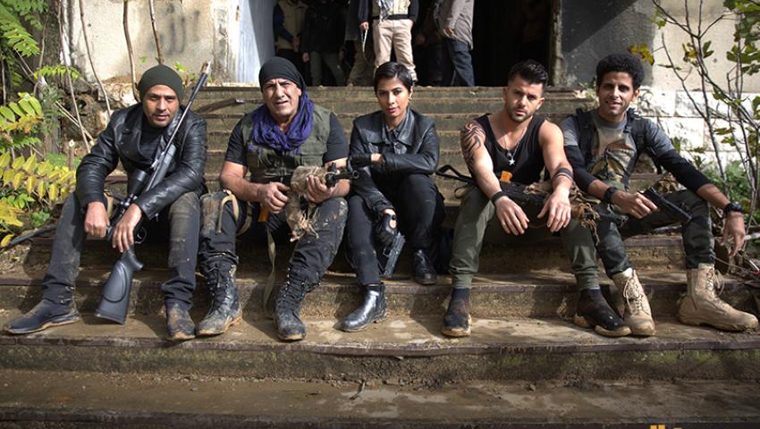 بالصور| كواليس «حملة فرعون».. «روبي» بلوك مختلف