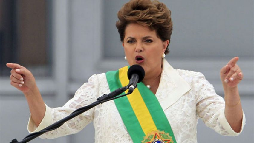 رئيسة البرازيل تتعهد بإجراء إصلاحات اقتصادية