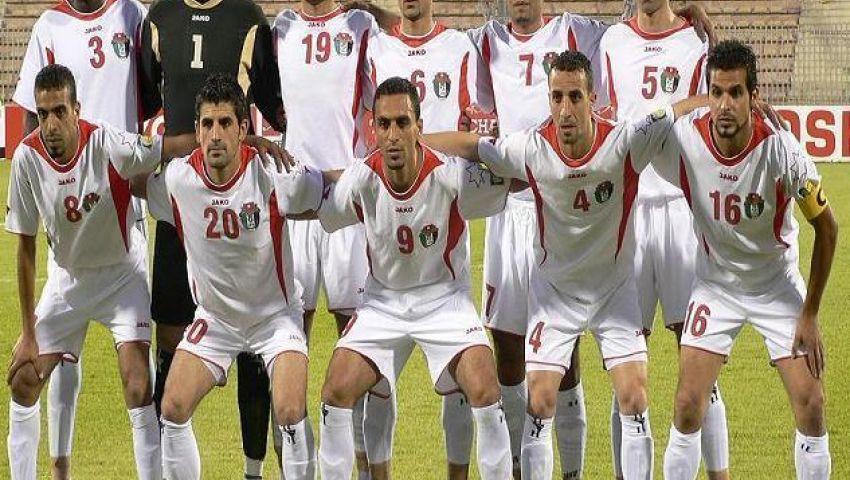 منتخب الأردن يطير إلى طشقند