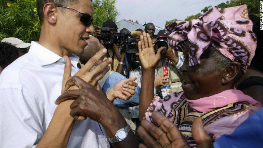 أوباما يزور مسقط رأس والده يوليو المقبل