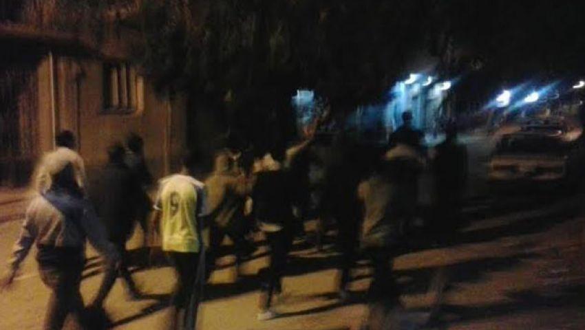 مظاهرات الفراشة أمام منازل ضحايا الانقلاب بالإسماعيلية