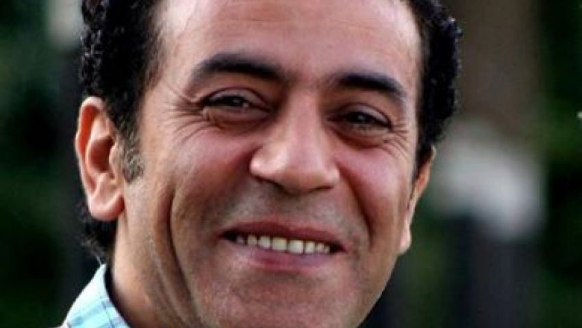 صبري فواز شاعر ومخرج وممثل في صالون الإثنين بالمجلس الأعلى للثقافة
