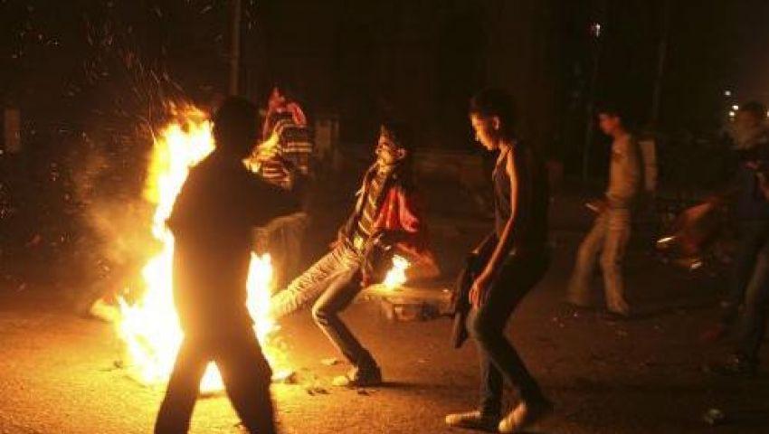 إصابة أمين شرطة في اشتباكات الفيوم