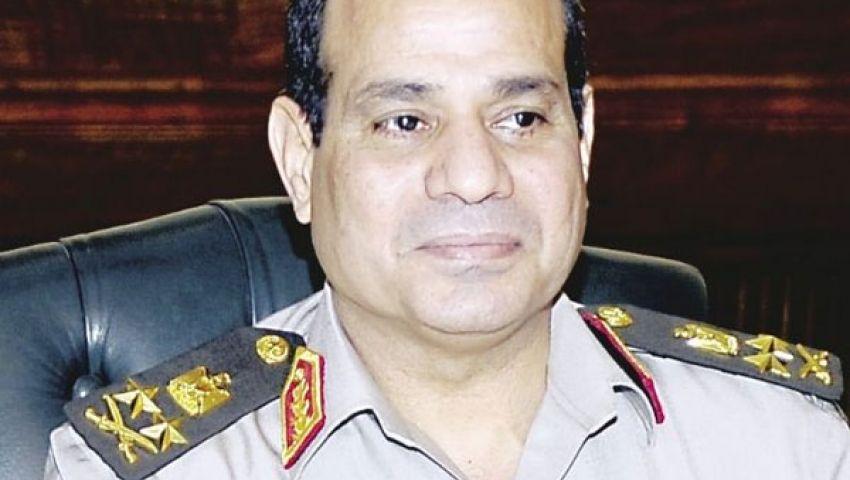 الجيش يهنأ الرئيس المؤقت بذكرى 23 يوليو