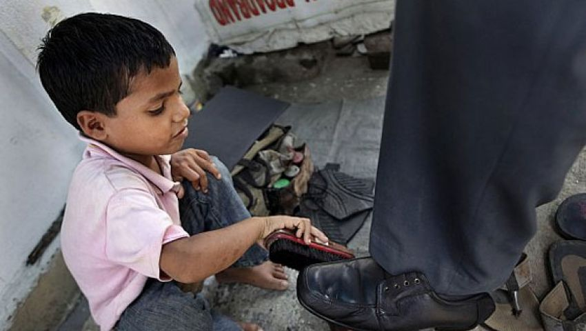 عمالة الأطفال بمصر تقترب من 8 ملايين طفل