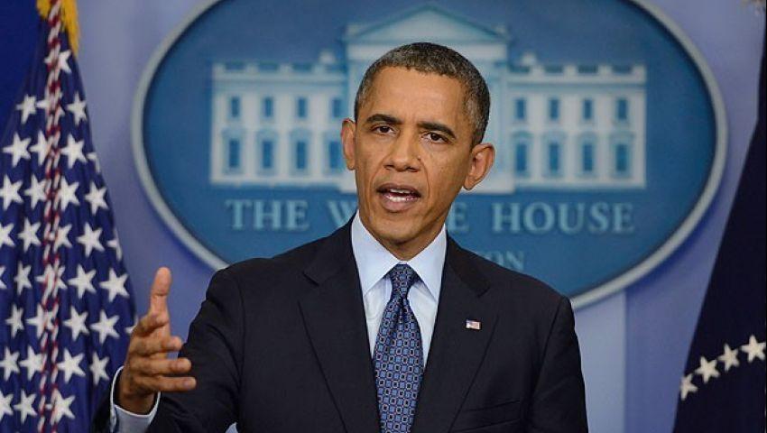 أوباما: لديّ السلطة لتدمير داعش